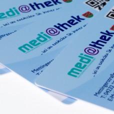 Mediathek Mitgliedsausweise